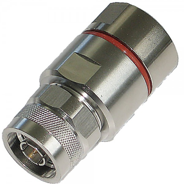N-male Connector - LMR600 - Federkorb/schraub