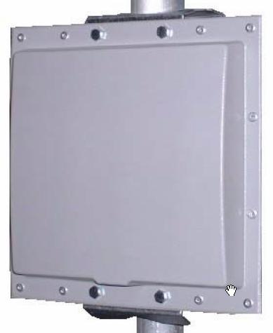 Außenpanelantenne 3G/UMTS - 2.0GHz -15dBi - N-female