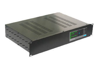 iR-5 - Repeater - RACKMOUNT | 5 Band - 4 Antennenanschlüsse - Touchscreen - Netzwerkschnittstelle