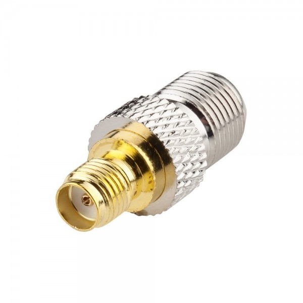 Antennenadapter SMA-female / F-female