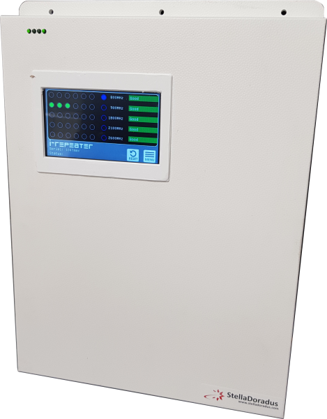 iR-5 SHIP-ONLY | Ethernet Repeater-O-4P | MarineBoost 5.4