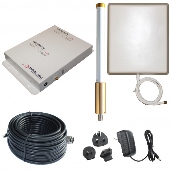SD-RP-1002-LG-O | MarineBoost 2.1 - Repeater Set