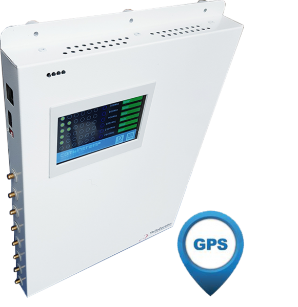 iC-6-EU + GPS | MIMO- i-Combiner M2M Amplifier - 6 Band
